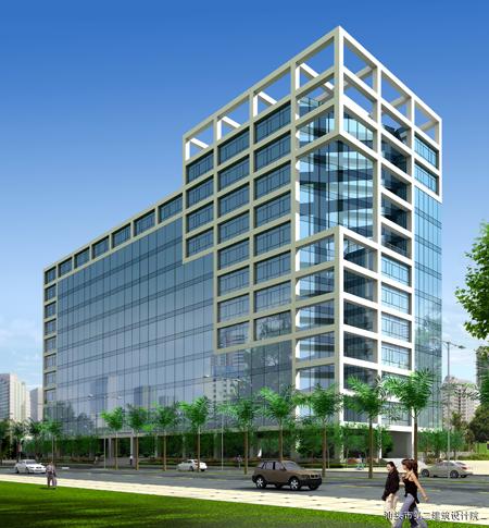 超声科技大厦,位于高新区东片区核心地段——科技